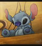 Stitch Pinocchio