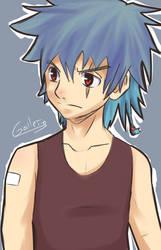 Kazu by GalletoconK
