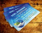 Mr: Bombo Card