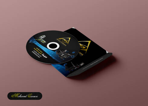 Cd - Dvd  and folder
