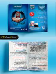 Arab Traders Brochure Mockup