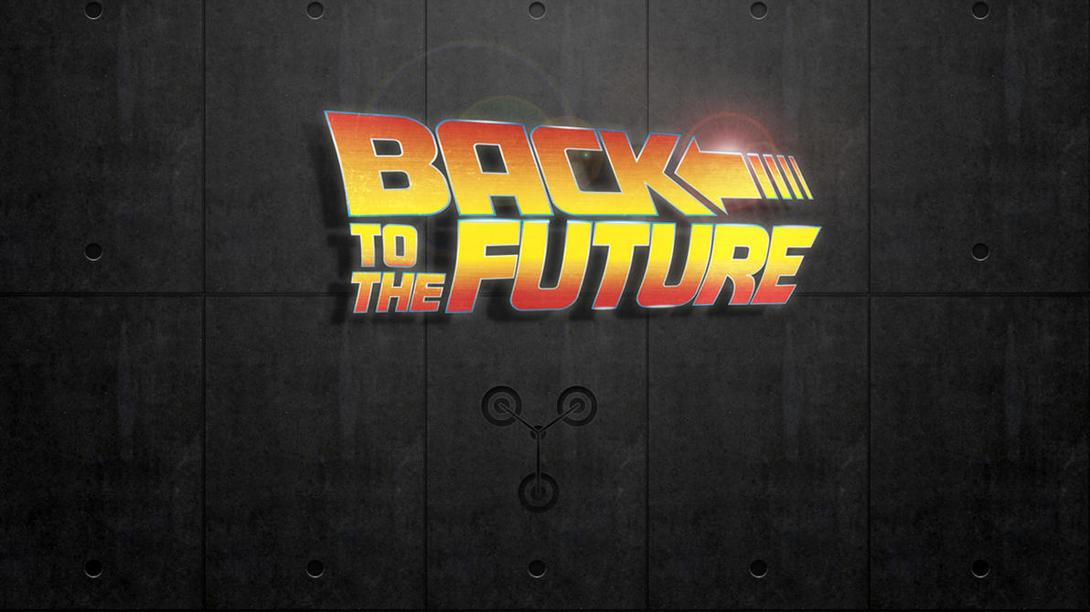Back To The Future 1 Wallpaper. By Alphamx On DeviantArt