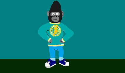 Johnny the Gorilla
