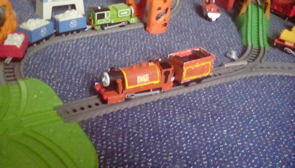 Trackmaster Customs - Duke by ewan4me