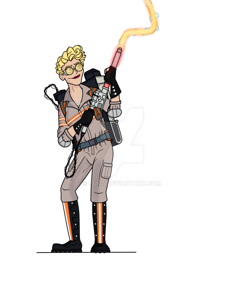 You Just Got Holtzmann'd Baby! by PL125