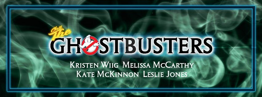 Call The Ghostbusters Teaser Poster 3 by PL125