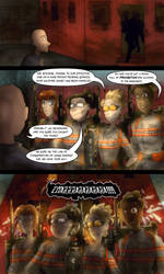 Call The Ghostbusters: Issue 1 - Page 17 by PL125