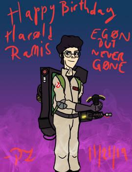 Egon But Never Gone