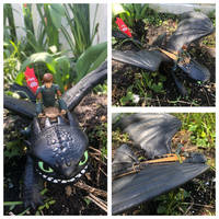 Httyd Toothless Toy