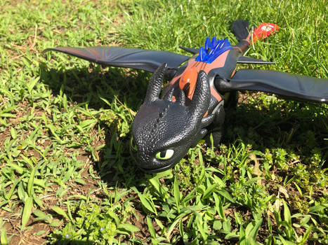 Playmobile Toothless