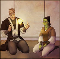 SWTOR - Adventures in Sitting by jess-o