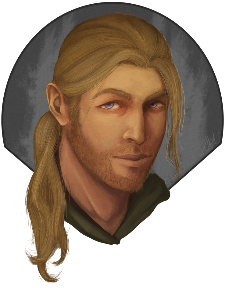 Commission - Ashyer Lockewood by jess-o
