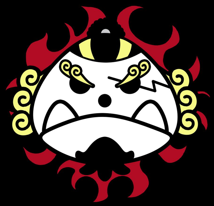 Jinbe's Jolly Roger - Custom by batwing321