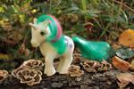 My little Pony - Gusty by Flicksi