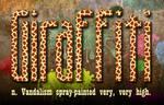 Giraffiti