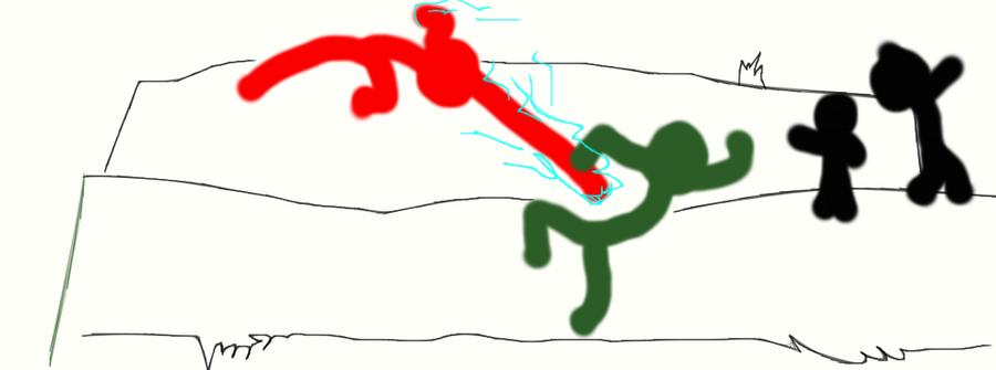 mr red vs mr green