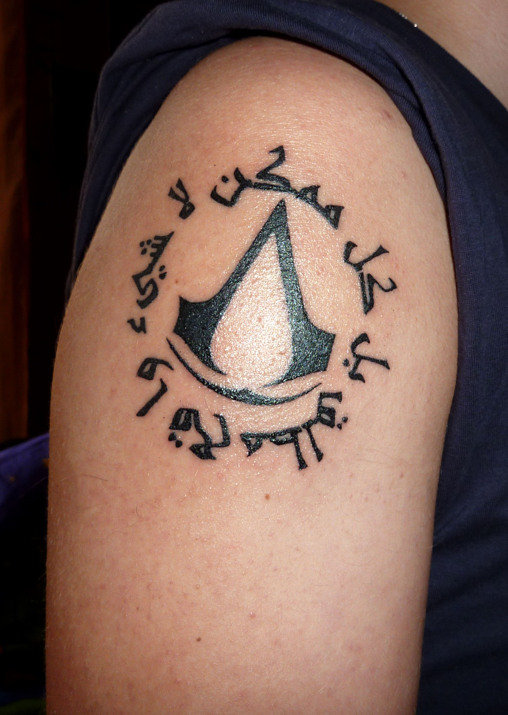 Assassin S Creed Tattoo By Zradus On Deviantart