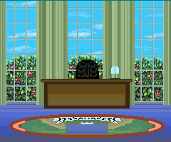 Sonic X Presidential room by highwest