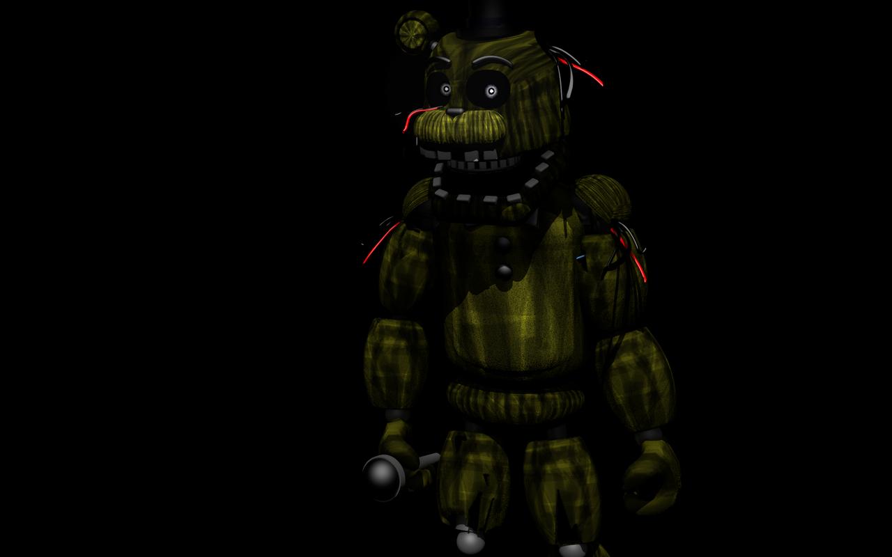 Phantom Freddy - HeroGollum Rigs by HeroGollum on DeviantArt