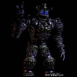 Steampunk Titan Funtime Freddy