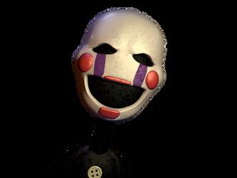 The Puppet (v.7) Frame by HeroGollum