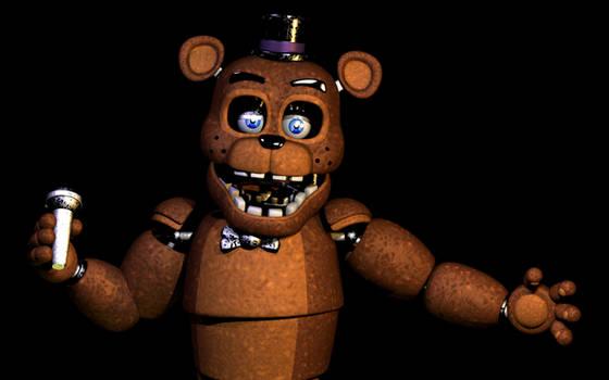 Party Freddy! by HeroGollum