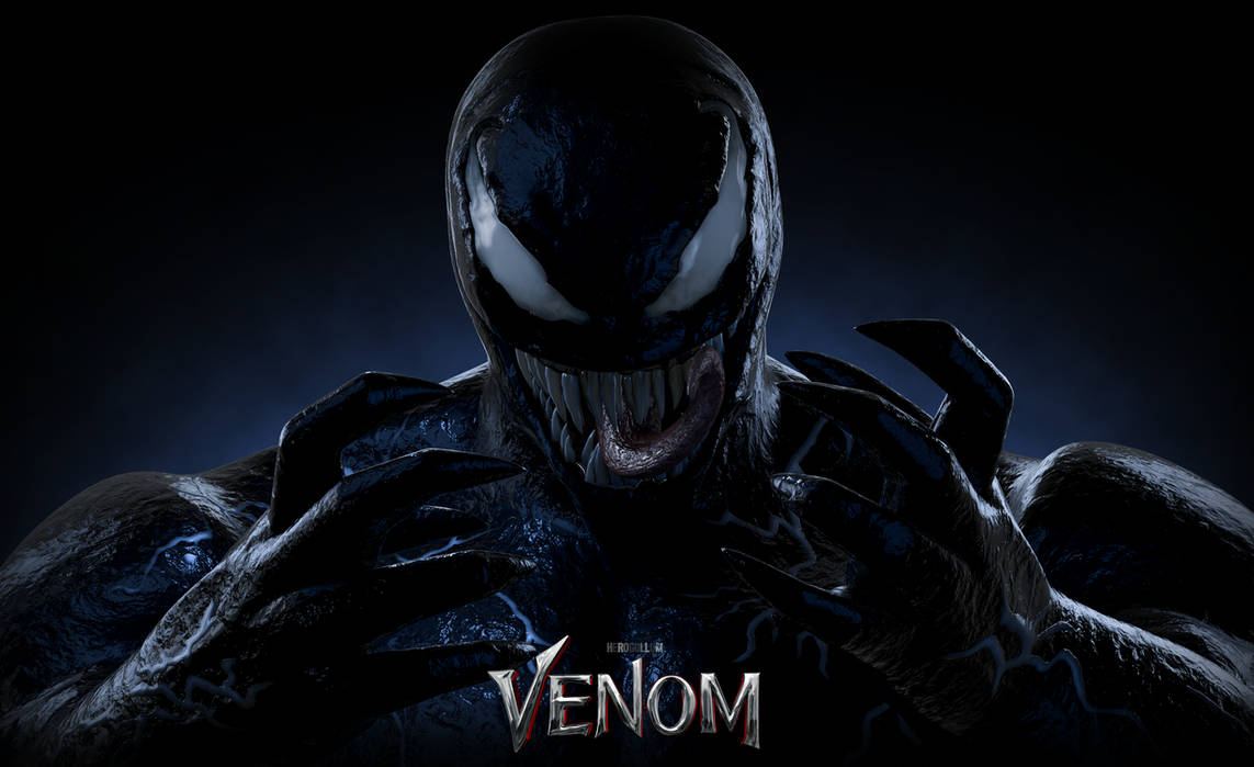 Venom Wallpaper Fan Art By Herogollum On Deviantart