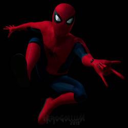 Spider-Man's Day Off (FAN FILM FIRST LOOK) by HeroGollum