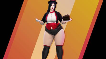 Foodie (Zatanna)