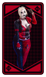 Harley Quinn Graphic