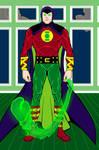 DC Remake Green Lantern