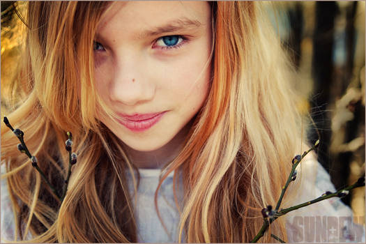 spring visions of a girl 2