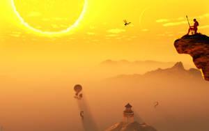 Dark Sun Sea of Silt by SilverbladeTE