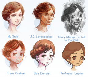 Style Challenge by Pew-PewStudio