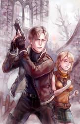 Resident Evil by Pew-PewStudio