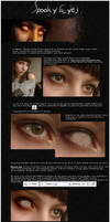 Spooky Eyes - Tutorial