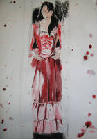 magnetic rose by KatarzynaKostecka