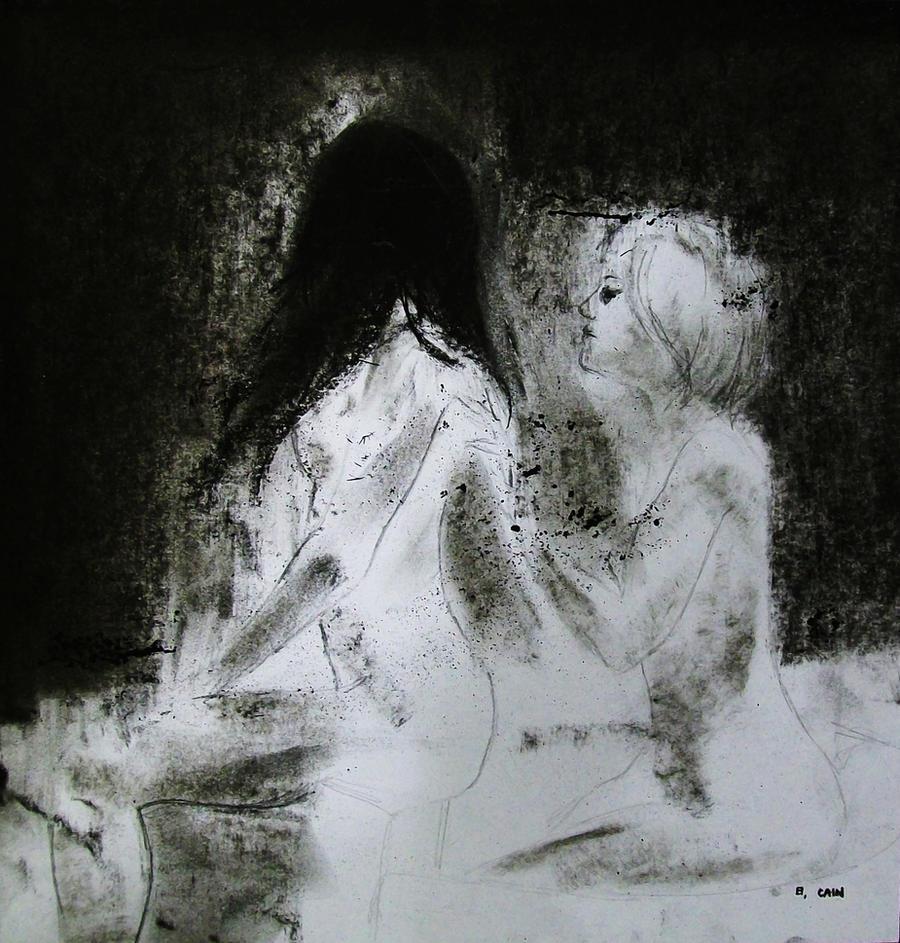 black walls by KatarzynaKostecka