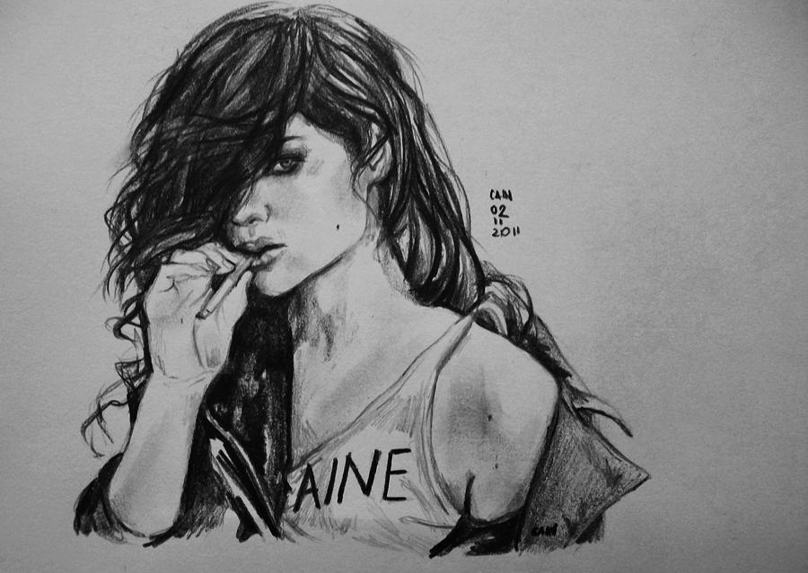 Cocaine by KatarzynaKostecka