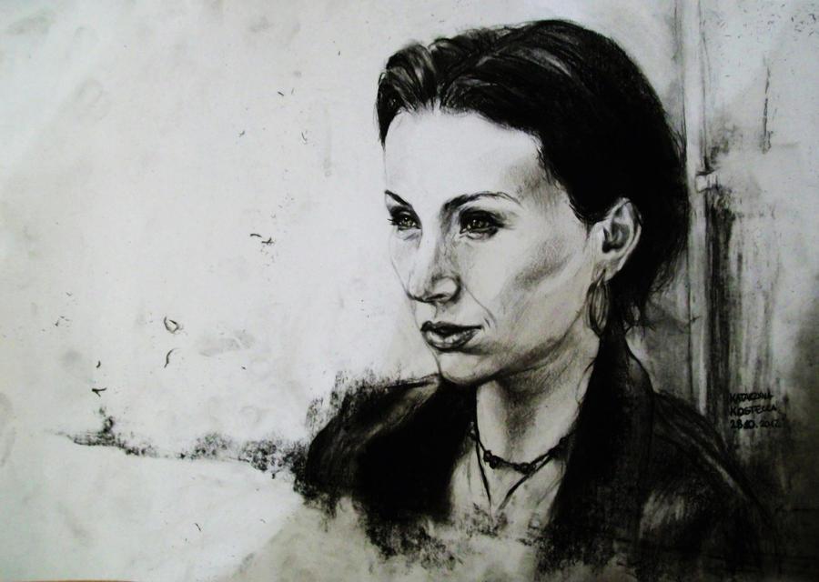 the Sorceress by KatarzynaKostecka