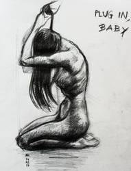 Plug in, baby by KatarzynaKostecka