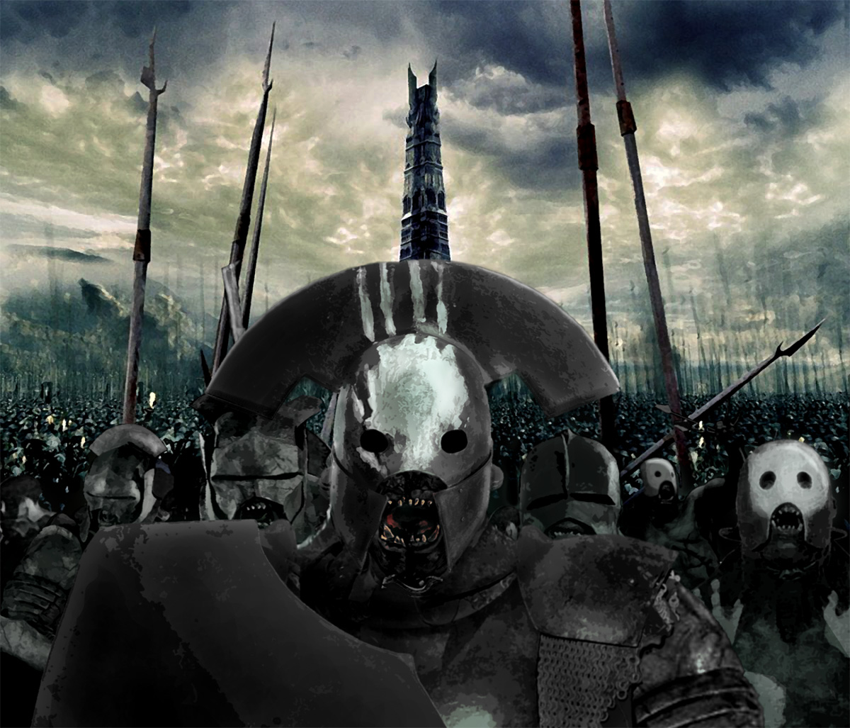 The Orcs Black_Orcs__Uruk_Hai_by_Skinny22