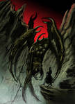 Ungoliant and Morgoth