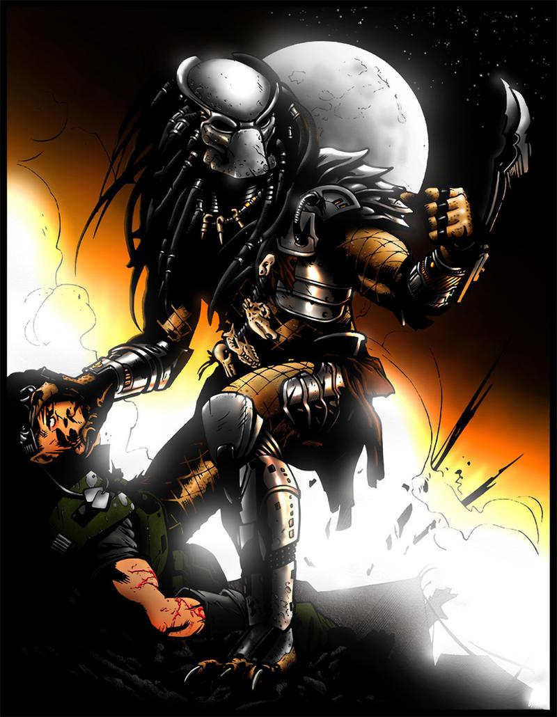 The Predator by Skinny22
