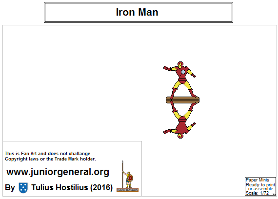 1091 Iron Man 1.1 by TuliusHostilius