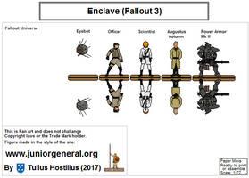 2287 Enclave (Fallout 3) 1.3 by TuliusHostilius
