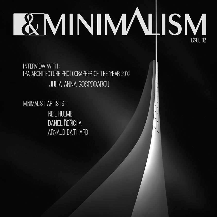 BNW Minimalism Magazine 02 by mldzz