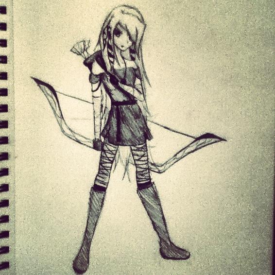 anime-bow-and-arrow