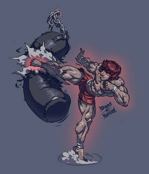 Baki v. Heavy Bag