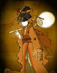 Steam Geisha